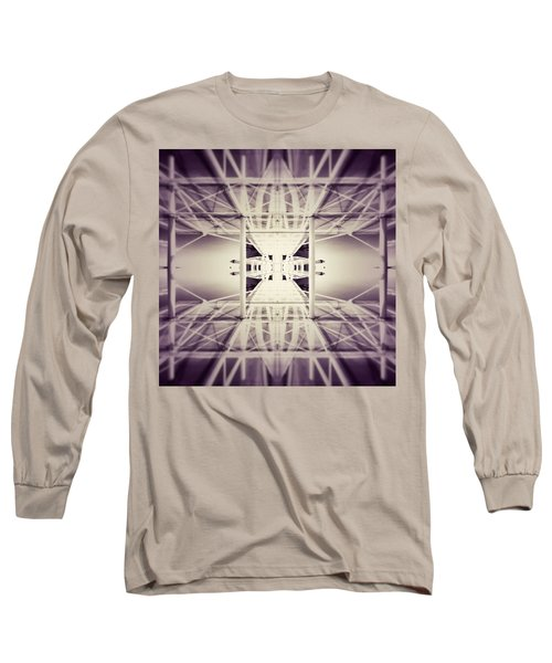 Going Down Long Sleeve T-Shirt by Jorge Ferreira