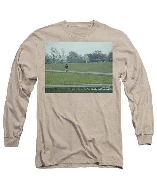 Going For A Visit Long Sleeve T-Shirt