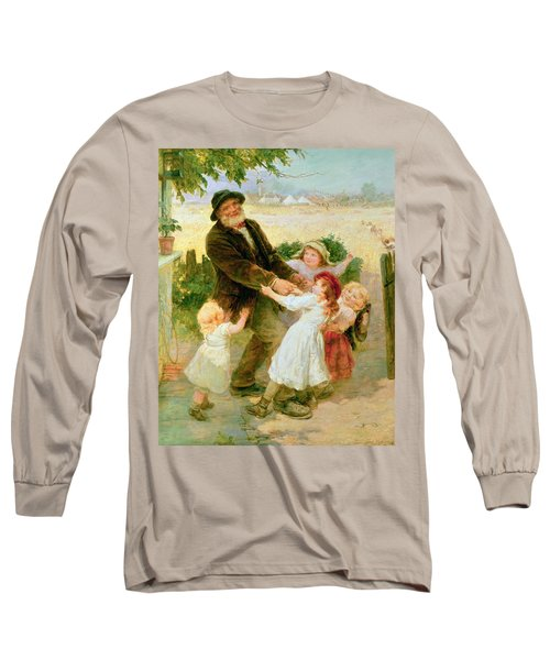 Going To The Fair Long Sleeve T-Shirt