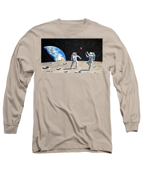 Going Way Out Long Sleeve T-Shirt