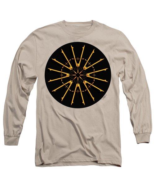 Golden Compasses Long Sleeve T-Shirt