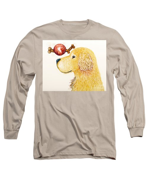 Golden Dreams Long Sleeve T-Shirt