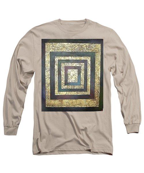 Golden Fortress Long Sleeve T-Shirt