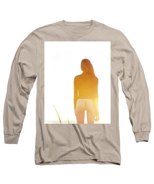 Golden Hour Girl Long Sleeve T-Shirt
