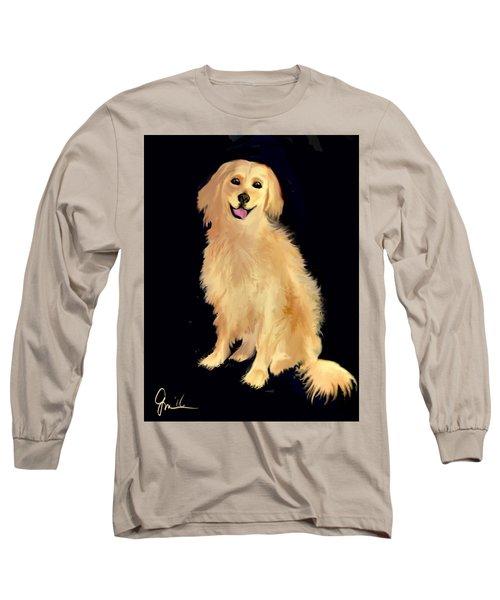 Golden Lab Long Sleeve T-Shirt