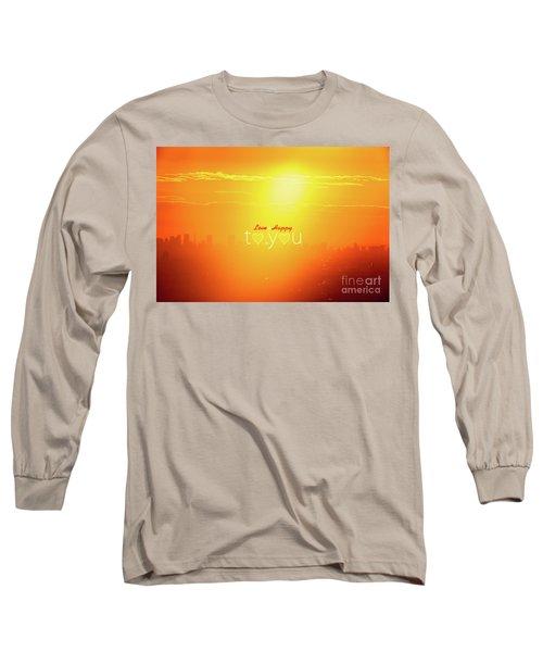 To You #002 Long Sleeve T-Shirt