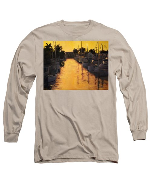 Golden Marina 2 Long Sleeve T-Shirt