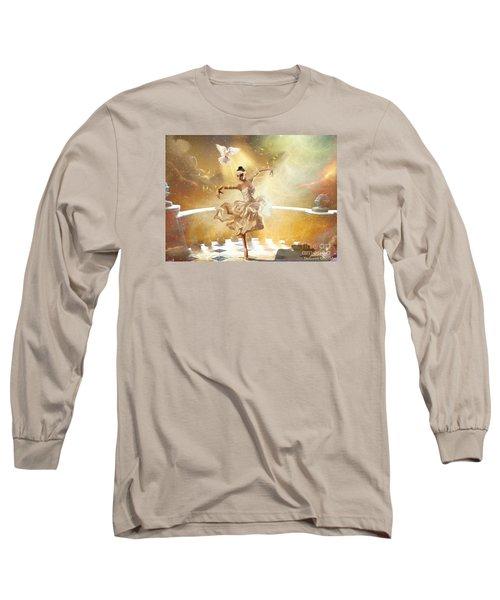 Golden Moments Long Sleeve T-Shirt