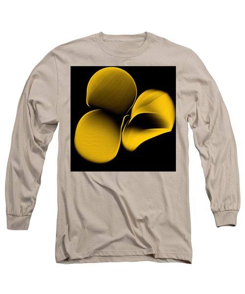 Golden Pantomime Long Sleeve T-Shirt