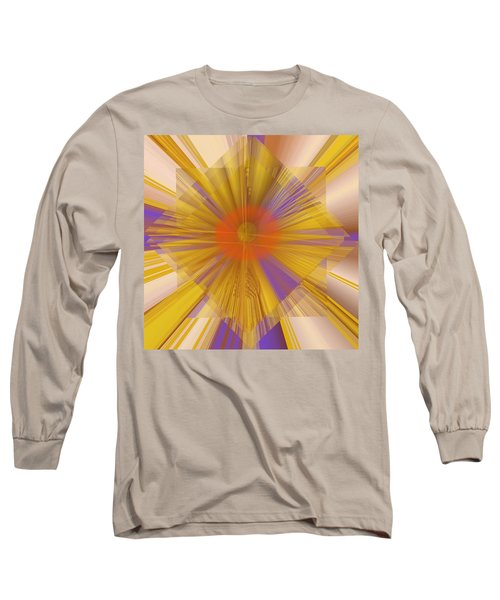Golden Rays Long Sleeve T-Shirt