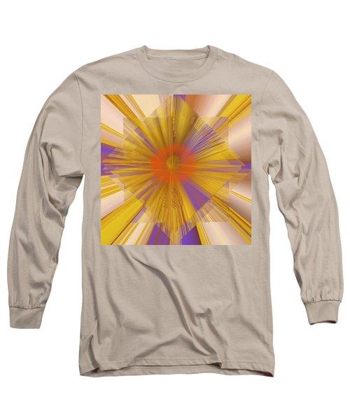 Golden Rays Long Sleeve T-Shirt