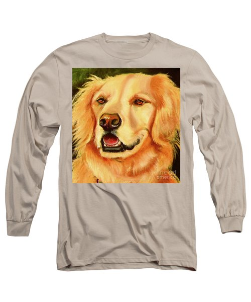 Golden Retriever Sweet As Sugar Long Sleeve T-Shirt