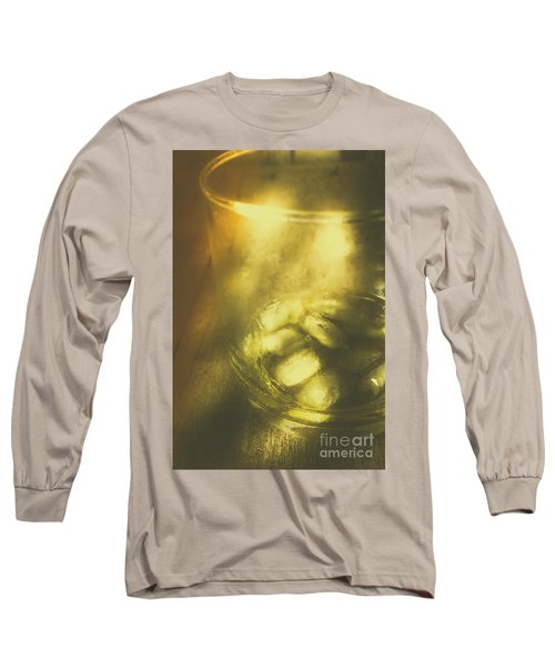 Golden Saloon Afternoon Long Sleeve T-Shirt