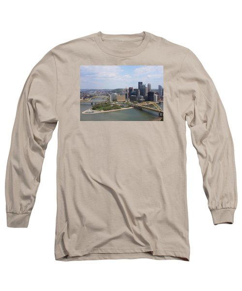 Golden Triangle Long Sleeve T-Shirt