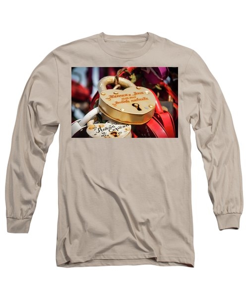 Goldielocks Long Sleeve T-Shirt