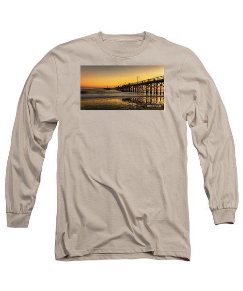 Goleta Sunset Long Sleeve T-Shirt