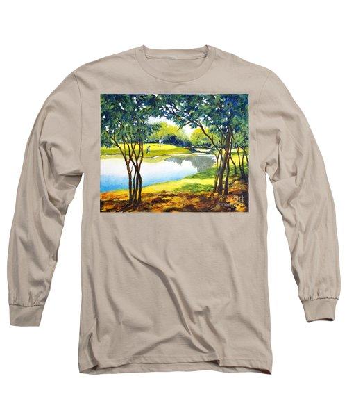 Golf Haven Long Sleeve T-Shirt