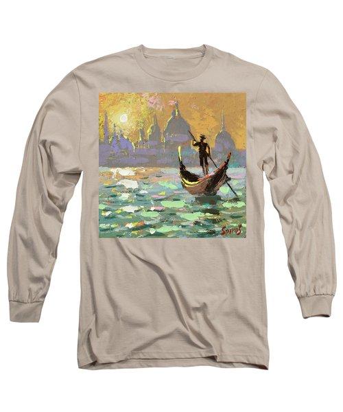 Gondolier Long Sleeve T-Shirt