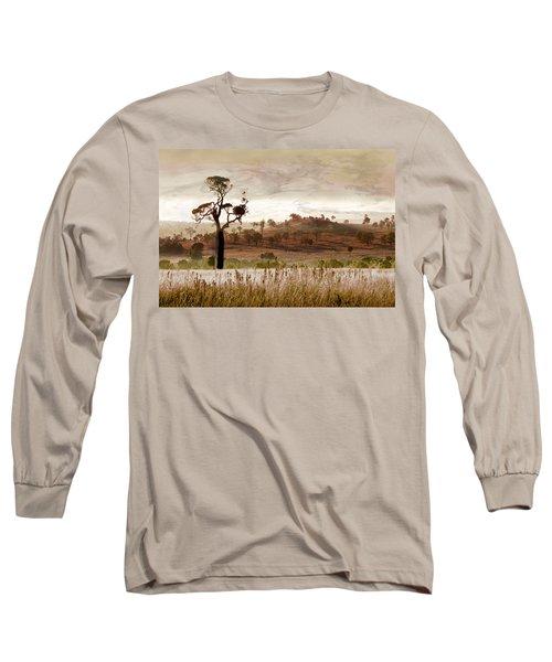 Gondwana Boab Long Sleeve T-Shirt