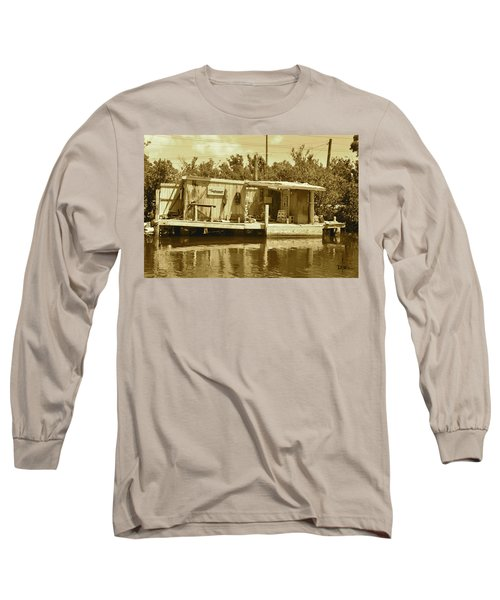 Gone Fishing Long Sleeve T-Shirt