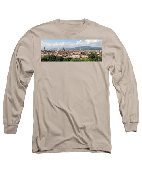 Goodbye To Florence Long Sleeve T-Shirt