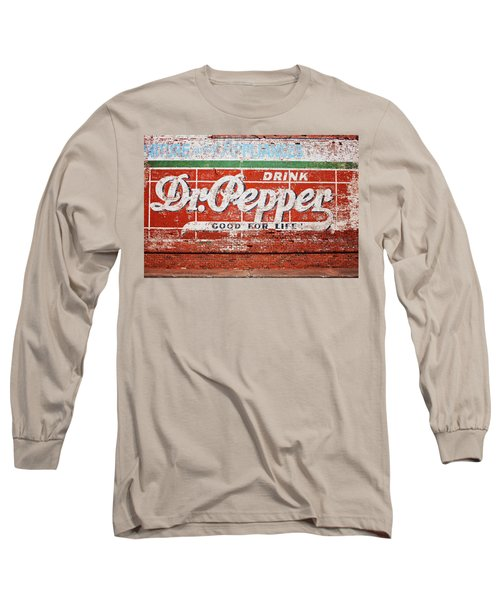 Long Sleeve T-Shirt featuring the photograph Good For Life  by Toni Hopper