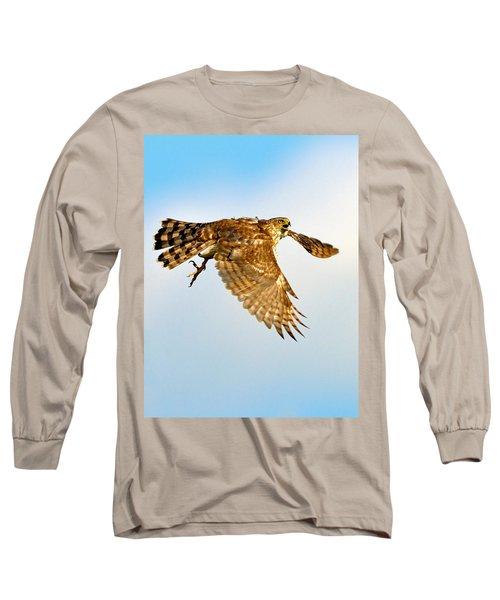 Good Hawk Hunting Long Sleeve T-Shirt