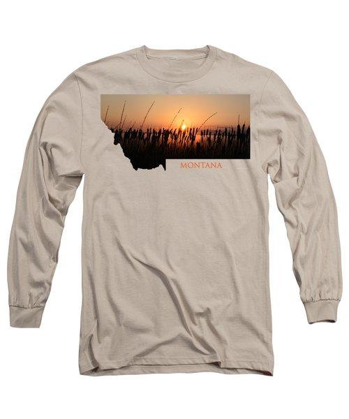 Good Morning Montana Long Sleeve T-Shirt