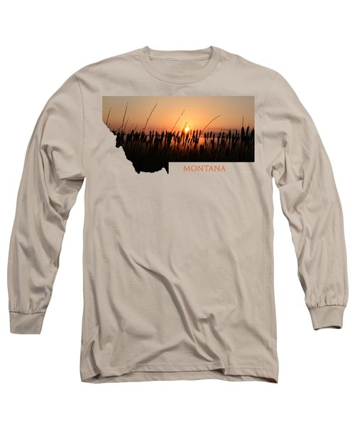 Good Morning Montana Long Sleeve T-Shirt