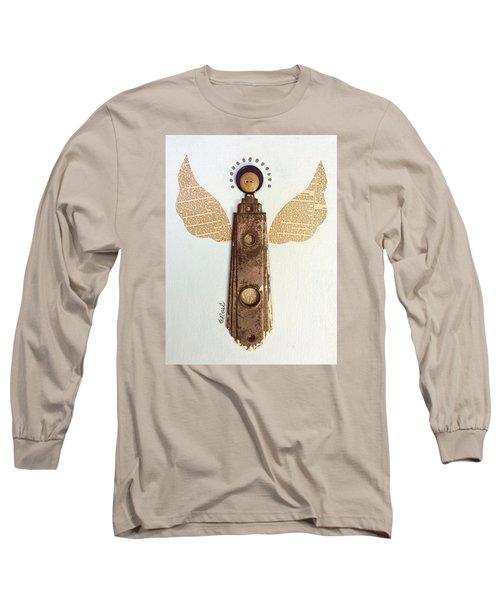 Good News Angel Long Sleeve T-Shirt