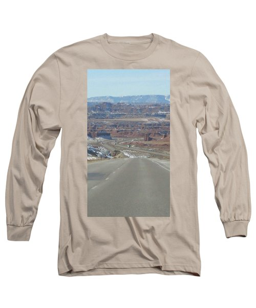 Goodbye Utah Long Sleeve T-Shirt
