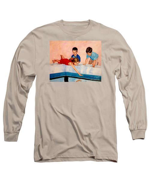 Goodfellas - Buenos Companeros Long Sleeve T-Shirt