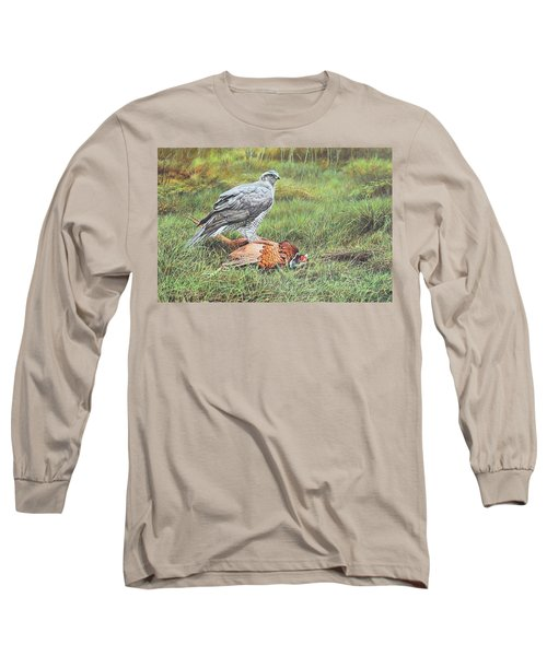 Goshawk Long Sleeve T-Shirt