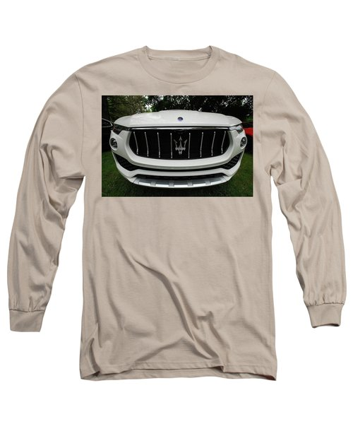 Long Sleeve T-Shirt featuring the photograph Got A Whale Of A Tale To Tell by John Schneider
