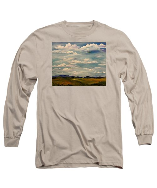 Got Clouds Long Sleeve T-Shirt