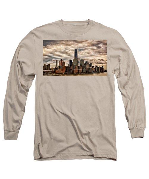 Gotham City Long Sleeve T-Shirt