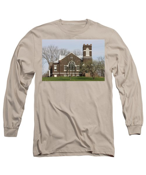 Grace Fellowship A Country Gathering Place Long Sleeve T-Shirt