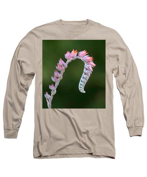 Long Sleeve T-Shirt featuring the photograph Graceful by Elvira Butler