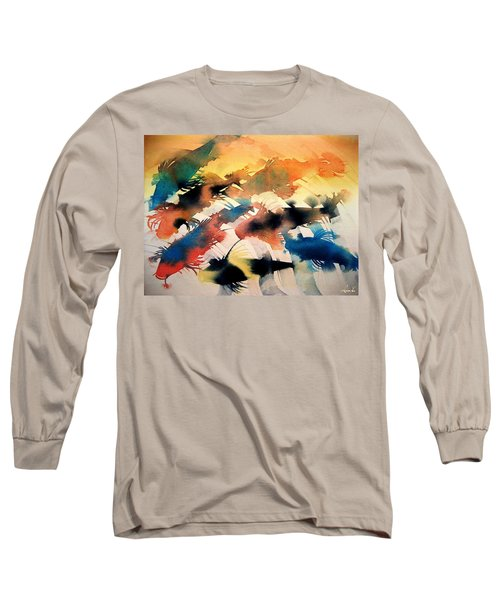 Gracefully  Long Sleeve T-Shirt