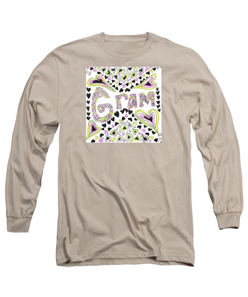 Gram Long Sleeve T-Shirt