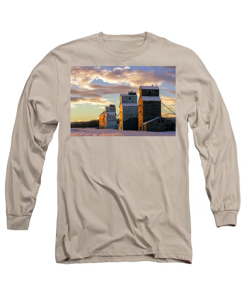 Granary Row Long Sleeve T-Shirt