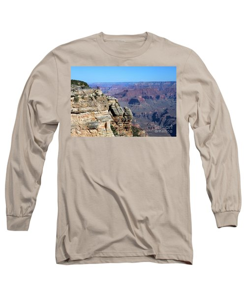 Grand Canyon South Rim Long Sleeve T-Shirt
