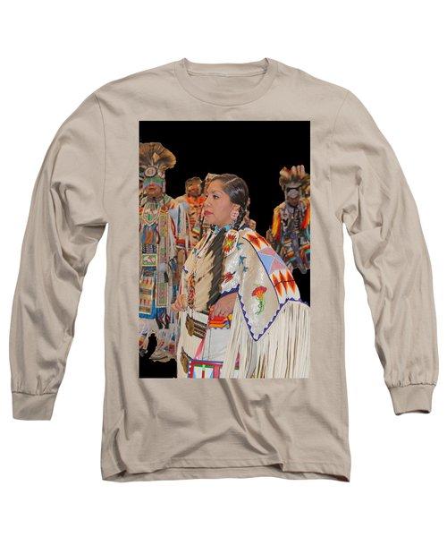 Grand Entry-4 Long Sleeve T-Shirt