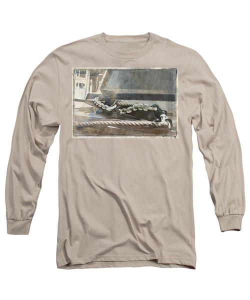 Grand Lake Boat Long Sleeve T-Shirt