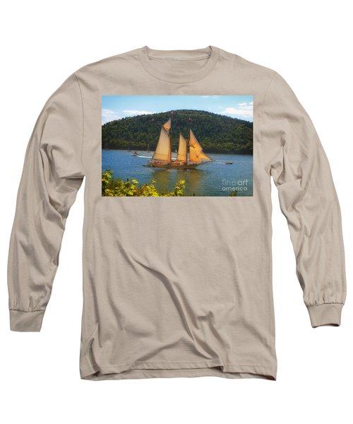 Grandiose  Long Sleeve T-Shirt by Elizabeth Dow