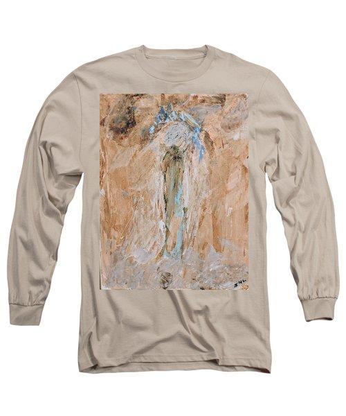 Granny Angel Long Sleeve T-Shirt