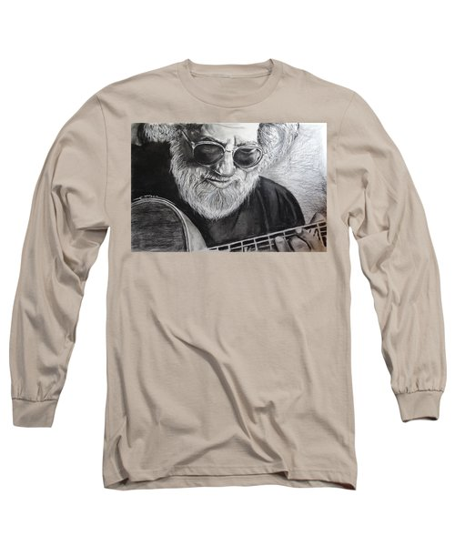 Grateful Dude Long Sleeve T-Shirt by Eric Dee