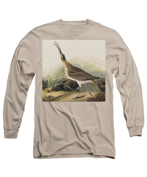 Great Esquimaux Curlew Long Sleeve T-Shirt