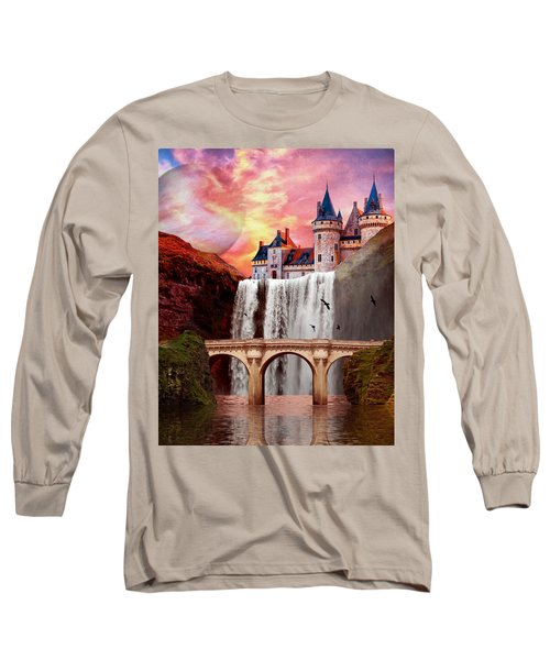 Great Falls Castle Long Sleeve T-Shirt