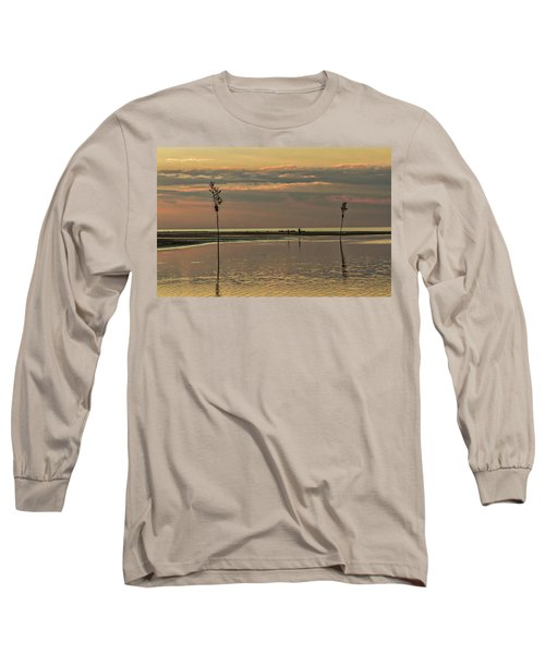 Great Moments Together Long Sleeve T-Shirt by Patrice Zinck